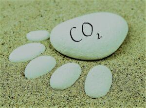 Dichiarare la CO2 con la ISO 16047