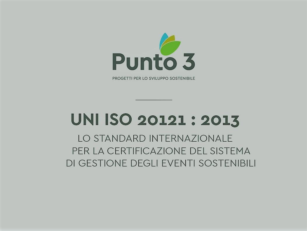 ISO 20121 - la presentazione completa