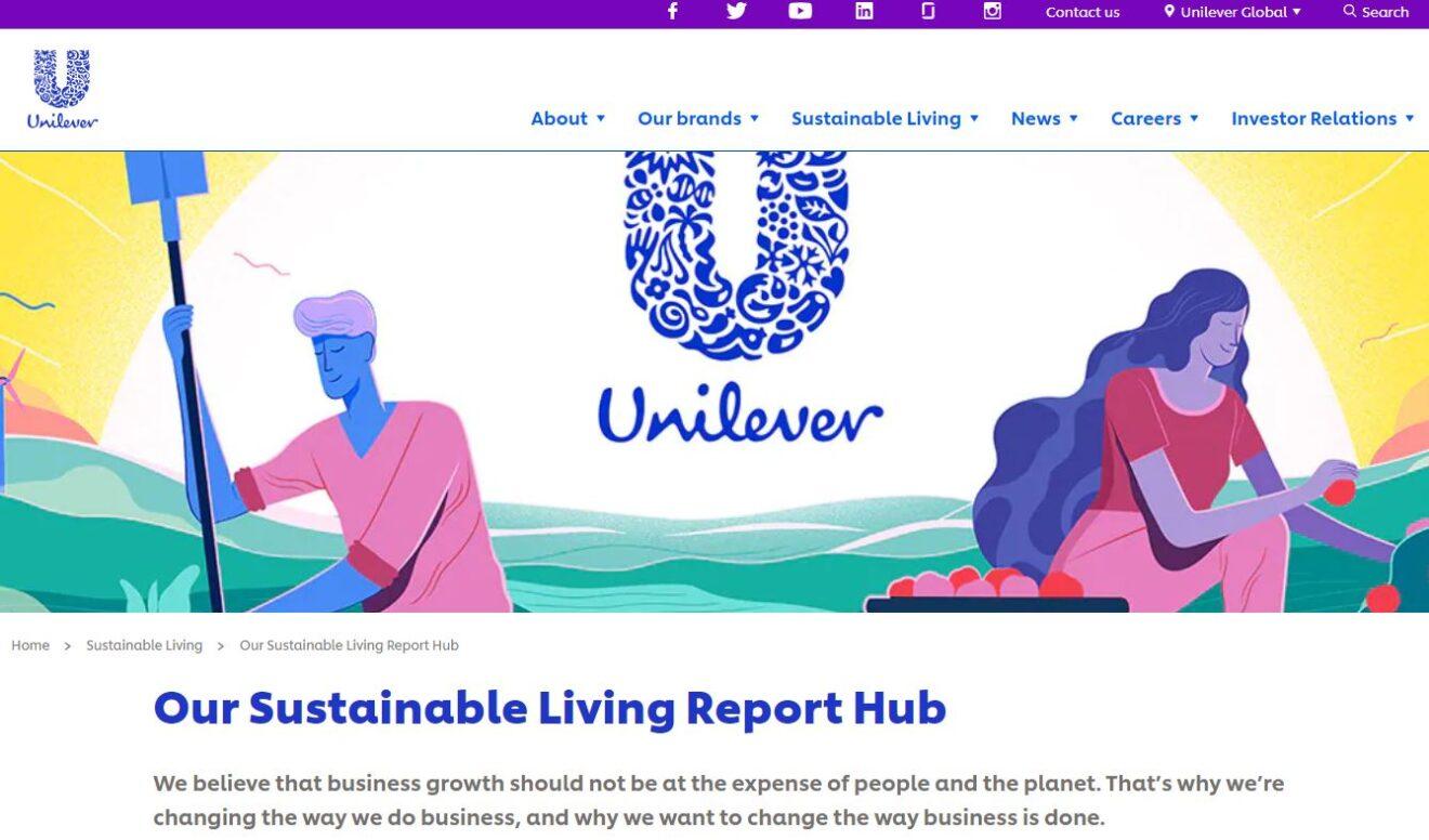 Unilever-report-di-sostenibilità